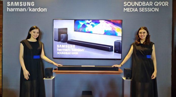 samsung soundbar q90r