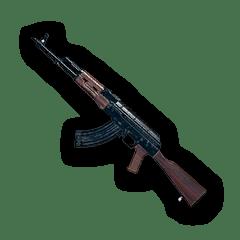 senjata pubg mobile