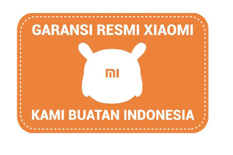 stiker Xiaomi