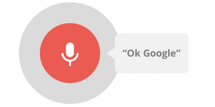 Google assistant ok google