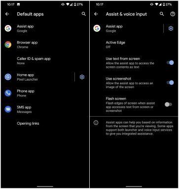 Cara Uninstall Google Assistant