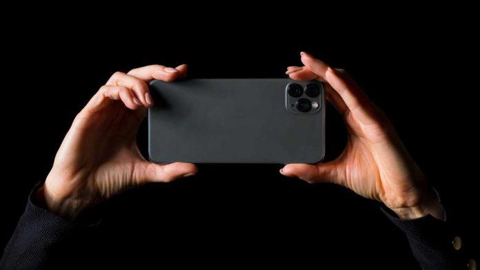 burst mode di iphone